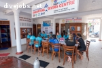 Become a PADI Dive Master and PADI Diveinstructor in Sri Lanka!