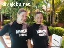 Divemaster Internship Program for free - Phuket