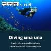 Diving Una Una