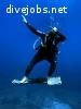 FREE dive master PADI internship Mykonos 2021