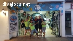 INTERNSHIP Divemaster Trainees for the 2018 summer season