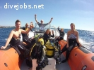 PADI Instructor for Tenerife
