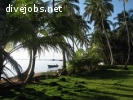 Padi Instructor Needed in Little Corn Island, Nicaragua