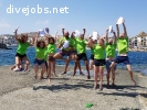 SCUBA Diving Internships - all levels